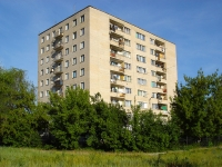 Togliatti, Lenin st, house 44. Apartment house