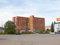 Togliatti, Lenin st, house 83. Apartment house