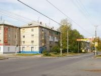 Togliatti, Lenin st, house 99. Apartment house