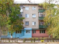 Togliatti, Lenin st, house 107. Apartment house