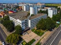 Togliatti, st Lenin, house 37. technical school