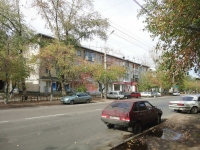 Togliatti, Lenin st, house 125. Apartment house