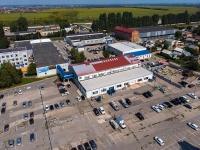 Togliatti, st Lenin, house 44 к.4. automobile dealership