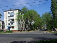 Togliatti, Lenin st, house 56. Apartment house