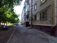 Togliatti, Lenin st, house 96. Apartment house