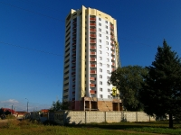 Togliatti, Lenin st, house 76. Apartment house