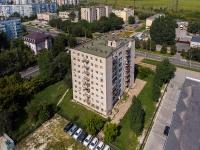 Тольятти, улица Ленина, дом 44. многоквартирный дом