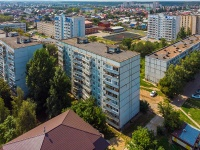neighbour house: st. Lenin, house 33. Apartment house