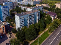 Тольятти, улица Ленина, дом 35. многоквартирный дом