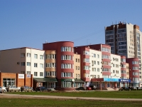 Togliatti, Lenin blvd, house 15А. Apartment house