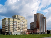 Togliatti, Lenin blvd, house 23. Apartment house