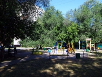 Togliatti, blvd Lenin. children's playground