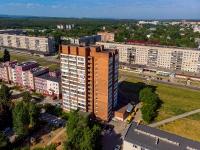 Тольятти, Ленина бульвар, дом 7А. многоквартирный дом
