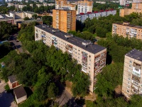Togliatti, blvd Lenin, house 9. Apartment house