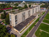 Togliatti, blvd Lenin, house 10. Apartment house