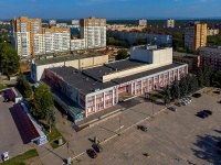 Togliatti, blvd Lenin, house 1. community center