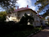 Togliatti, Leningradskaya st, house 5. Apartment house