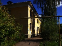 neighbour house: st. Leningradskaya, house 2. Apartment house