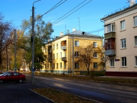 Togliatti, Leningradskaya st, house 6. Apartment house