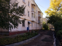 Togliatti, Leningradskaya st, house 8. Apartment house