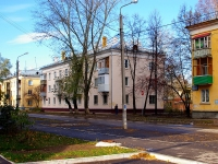 neighbour house: st. Leningradskaya, house 8. Apartment house