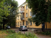 Togliatti, Leningradskaya st, house 12. Apartment house
