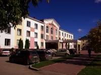 Togliatti, university Волжский университет им. В.Н.Татищева, Leningradskaya st, house 16