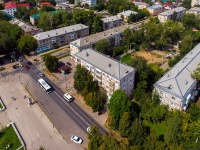 neighbour house: st. Leningradskaya, house 24. Apartment house