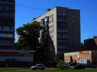 Togliatti, Leningradskaya st, house 55. Apartment house