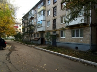 Togliatti, Leningradskaya st, house 58. Apartment house