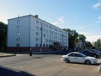 Тольятти, общежитие Поволжского государственного университета сервиса, улица Ленинградская, дом 29