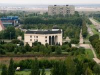 Togliatti, Leninsky avenue, house 23Б. office building
