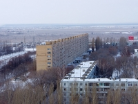 Togliatti, Leninsky avenue, house 40. Apartment house