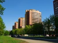 Тольятти, Ленинский проспект, дом 1В. многоквартирный дом