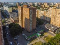 Togliatti, avenue Leninsky, house 1. Apartment house