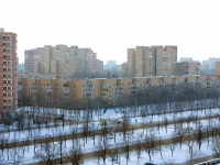 Togliatti, Leninsky avenue, house 3. Apartment house
