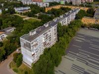 Togliatti, avenue Leninsky, house 8. Apartment house