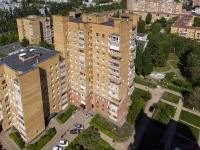 Togliatti, avenue Leninsky, house 9. Apartment house