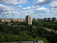 Togliatti, Leninsky avenue, house 27. Apartment house