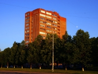 Togliatti, Leninsky avenue, house 35А. Apartment house