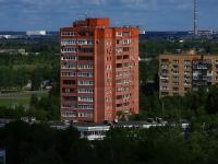 Тольятти, Ленинский проспект, дом 35А. многоквартирный дом