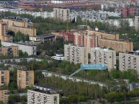 Togliatti, Leninsky avenue, house 36. Apartment house