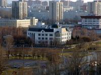 Тольятти, Ленинский проспект, дом 23Б. офисное здание