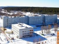 Тольятти, больница Детская многопрофильная, улица Лесная, дом 1
