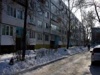Тольятти, улица Лесная, дом 40. многоквартирный дом