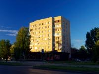 Тольятти, улица Лесная, дом 44. многоквартирный дом