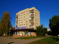 neighbour house: st. Lesnaya, house 44. Apartment house