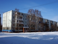 neighbour house: st. Lesnaya, house 48. Apartment house