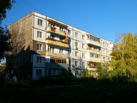 Togliatti, Lesnaya st, house 50. Apartment house