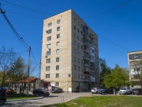 Togliatti, Lesnaya st, house 52. Apartment house